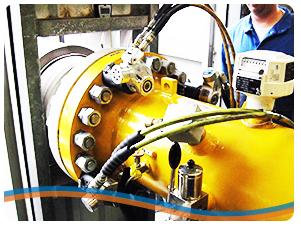 Hydraulic Bolt Torqueing & Tensioning Tools