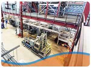 Industrial Laboratory Facilities